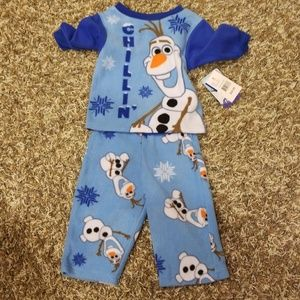 12 month pajamas